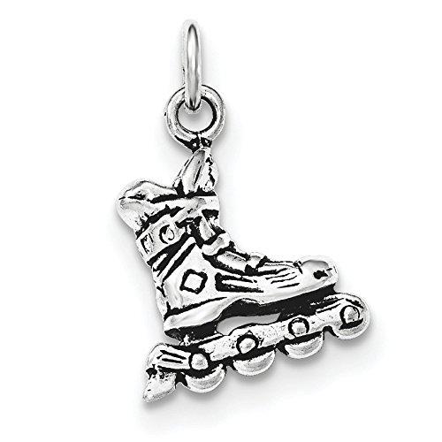 sterling-silver-antique-3-d-rollerblade-jewelryweb-pendentif-rversible