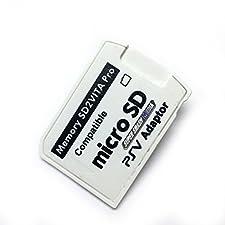 SD2VITA Adapter Version 3.0 - Micro SD to PS Vita