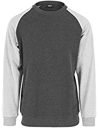 Urban Classics Pullover Inside Out Terry Crew-suéter Hombre