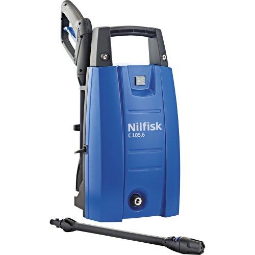 NILFISK C 105 6 COMPACTO ELECTRICO 440  310L/H 1400W PRESSURE WASHER - LIMPIADOR DE ALTA PRESION (COMPACTO  ELECTRICO  ALUMINIO  440  310)