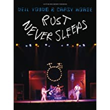 Neil Young - Rust Never Sleeps Songbook (Guitar Recorded Versions)