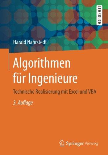 Excel-ingenieur (Algorithmen für Ingenieure: Technische Realisierung mit Excel und VBA)