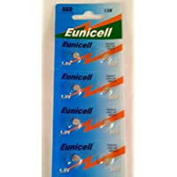 Shipping with Tracking 8x Eunicell Batteries AG0Button LR63LR521SR521W 379[Camera]
