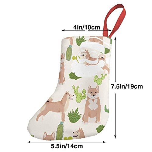Eye On Black Pattern.jpg Christmas Stockings, Classic Christmas Stocking Santa Xmas Character Party Decoration ()