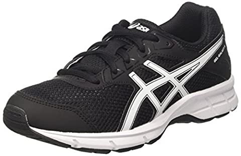 Asics C626n9000, Chaussures de Running Compétition Mixte Enfant, Noir (Black