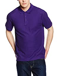 Fruit of the Loom SS035M, Polo Homme
