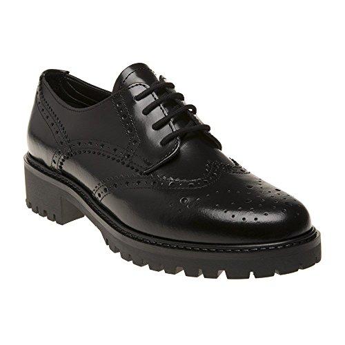 Sole Ellamae Mujer Zapatos Negro Negro