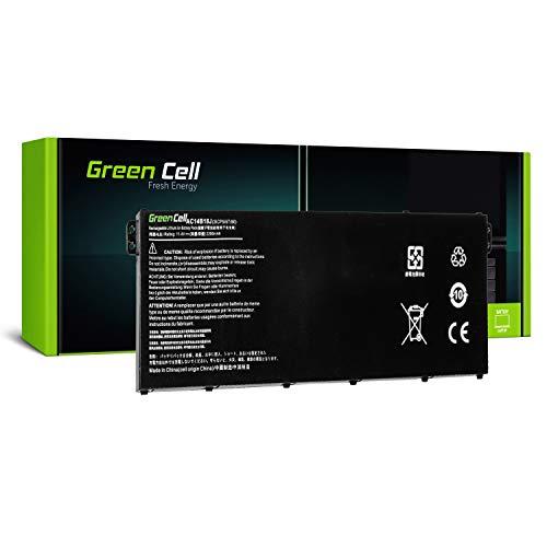 GC® AC14B13J AC14B18J Akku für Acer Aspire ES1-111M ES1-131 ES1-521 ES1-522 ES1-531 ES1-533 ES1-571 ES1-731 ES1-731G, Acer Chromebook 11 CB3-111 13 CB5-311, Acer Extensa 2519