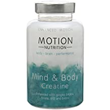Motion Nutrition Mind and Body Creatine