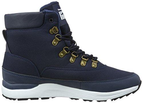 KangaROOS Woodhollow light, Chaussures de Sport mixte adulte Bleu (Navy 460)
