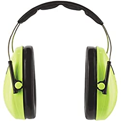 3M H510 Peltor Kid Casque antibruit Vert Fluorescent