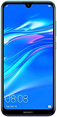 HUAWEI Y7 Prime 2019 32 GB 6.26 inch FullView HD+ Dewdrop Display Smartphone with Dual AI Camera, Android Sim-Free Mobile Ph