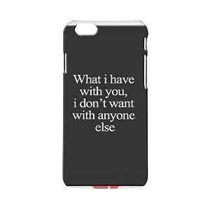 BLUEDIO Designer 3D Printed Back case cover for Apple Iphone 6 Plus / 6S plus - G5561