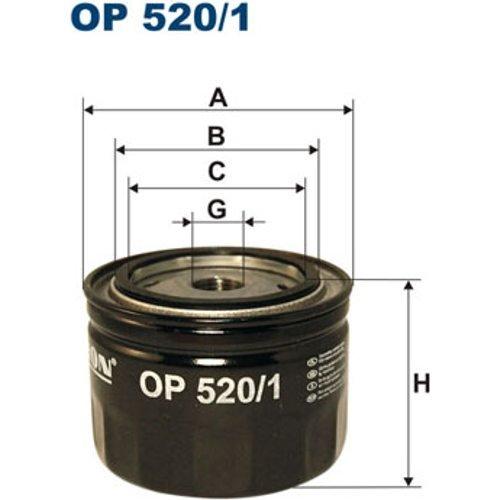 FILTRON OP520/1 Ölfilter