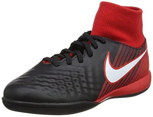 Nike Unisex-Erwachsene Magista X ONDA II DF IC JR 917781 061 Sneaker, Mehrfarbig (Indigo 001), 38 EU -