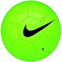 Nike Team Training Balón de Fútbol, Unisex adulto, Verde / Negro, 5