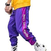 Fangcheng Hombre Mujer Mezcla De Algodón A Juego Pantalones Rayas Microelásticas Pantalones Rectos Cintura Elástica Estilo De Ocio Deportivos Pantalón