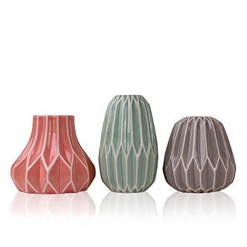 Hannah's Cottage bunte Vasen
