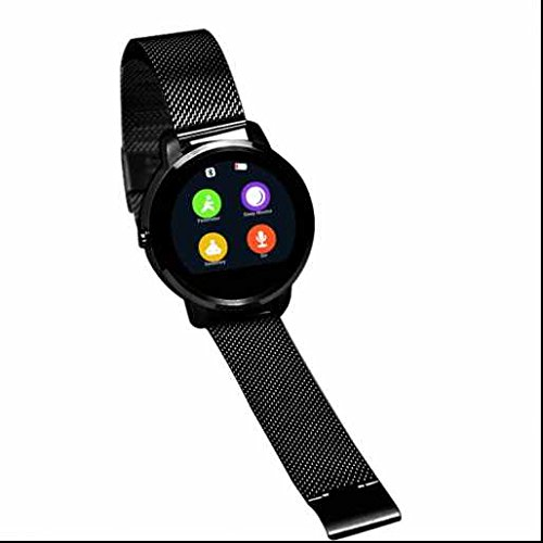 41cWReAyVDL. SS500  - Animanp Bluetooth GPS Tracker smart watch,Appearance vogue,HD Display Screen,Calorie Counter Sport Watch,Step Tracker/Calorie,Works with Apple iOS,Android with Notifications