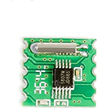 Mini I2C Stereo FM Radio Módulo rda5807m RRD de 102V2.0para Arduino Raspberry Pi DIY