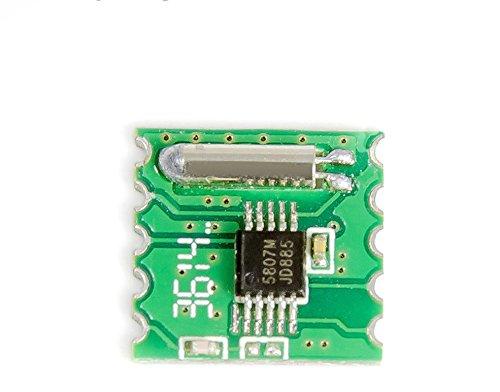 Mini I2c Stereo FM Radio Modul RDA5807M RRD-102V2.0 für Arduino Raspberry Pi DIY Fm-modul