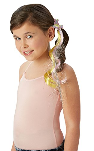 y Little Pony Flutter Shy Haar Clip Kind Fancy Kleid Accessory (One Size) (Fluttershy Kostüm Für Kinder)