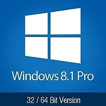 OEM Key Produktschlüssel für Windows 8.1 pro professional 32 / 64 bit Win MS productkey