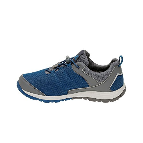 "Boys Outdoorschuhe ""Portland Texapore Low K"" Aqua"