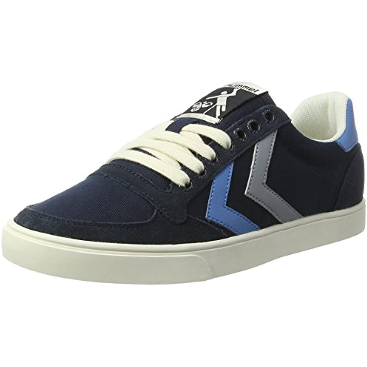hummel SL. Stadil Stadil Stadil Duo Canvas Low, Sneakers Basses Mixte Adulte - B01M333UI8 - f42585