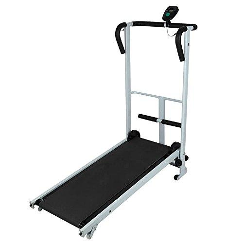 Black SelfPowered Folding – Treadmills