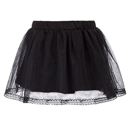 GRACE KARIN Girl Wedding Flower Girl Petticoat Underskirt Crinoline