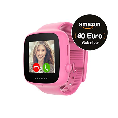 Telekom Xplora Go Kids Smartwatch (rosa) inkl. 60€ Amazon Gutschein