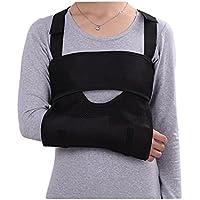 WANGXN Schwarzer Netz-Unterarm-Riemen-Schlüsselbein-Bruch-Ventilations-Schulter-Versetzungs-Arm und Oberer Körper-Bügel... preisvergleich bei billige-tabletten.eu
