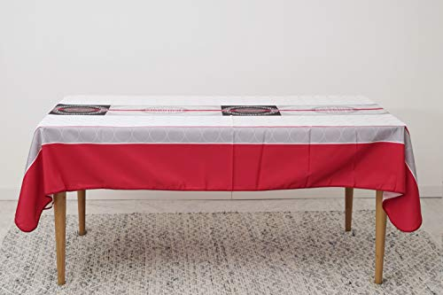 Les Jolies - Mantel Rectangular y Redondo Moderno