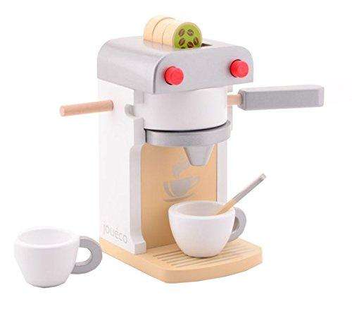 Joueco Kaffeemaschine Deluxe 7-Teilig