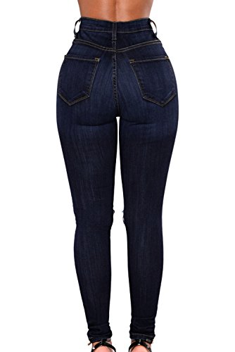 Z-one -  Jeans  - Donna Dark-Blue