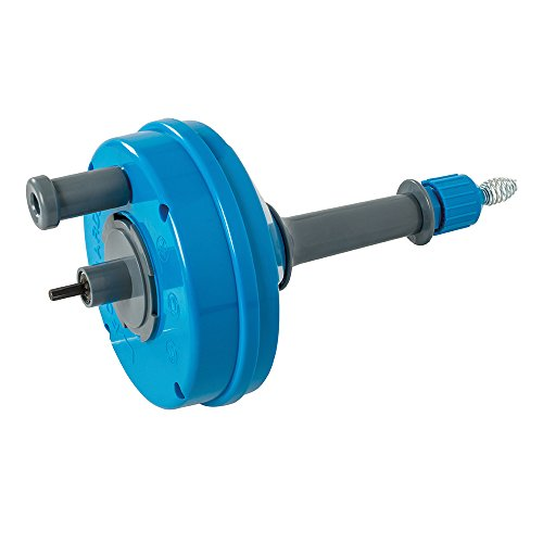 Silverline 987173 Furet actionné par perceuse électrique Blue