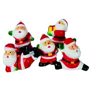 Anniversary House Fun Santa Picks (Pack of 5)