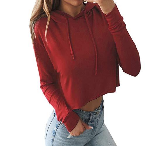 Ashui Hoodie Pullover Damen Herbst Winter Langarm Plaid Kapuzenpullover Sweatshirt Rollkragen Tartan Winterpullover Jacke Mantel Tops Mode Tartan-plaid-mantel