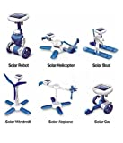 #4: 6 IN 1 EDUCATIONAL SOLAR ROBOT ENERGY KIT SCIENCE SCHOOL PROJECTS FOR KIDS
