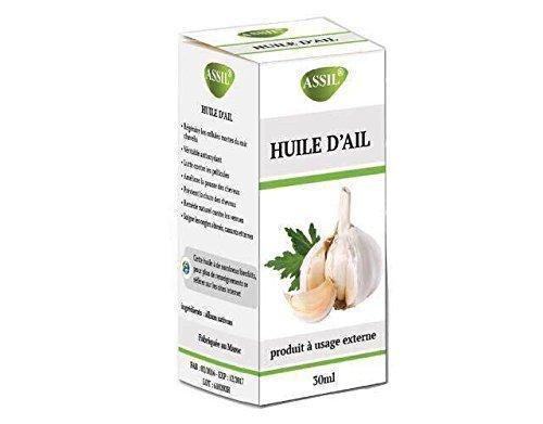 HUILE D'AIL PRODUIT COSMETIQUE 30ML