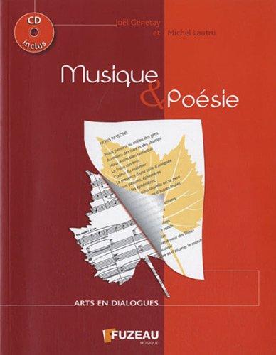 Musique & poésie (1CD audio)