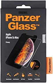 PanzerGlass P2639 Tempered Glass Screen Protector For Apple iPhone Xs Max Privacy - (Pack of1)