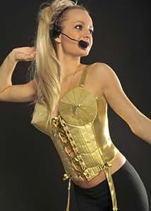 Blonde Ambition 80's Madonna Style Pop Star Costume - Women: 6-8