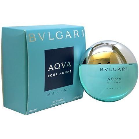 Body Care / Beauty Care Bvlgari Aqva Marine Pour Homme by Bvlgari 3.4oz 100ml EDT Spray Bodycare / BeautyCare