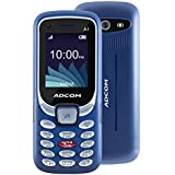 Adcom A1 Selfie - Dual Sim Mobile Phone With Selfie Camera - (1.8 Inch Display, 1050 MAh Battery, Royal Blue)