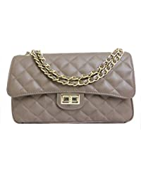 7300db73ca Amazon.it: Beige - Pochette e Clutch / Donna: Scarpe e borse