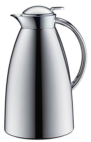 Alfi 3522000 Gusto Isolierkanne, Metall, 1 Stück, 1,5 L, 14 x 15 x 26 cm, chrom