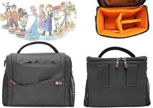 Sacoche de transport avec compartiments de rangement pour vos figurines de Jeu Disney Infinity