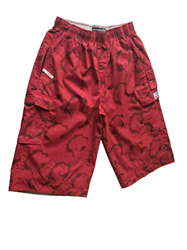 new-abercrombie-fitch-men-wide-fit-3-4-shorts-original-brand-colour-red-pink-style-arbo-96-size-m-32